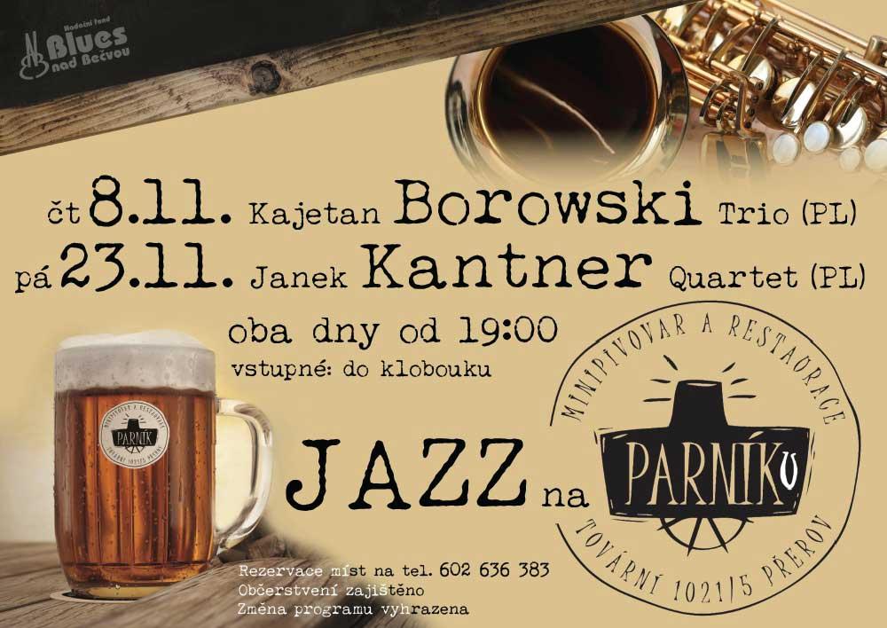 Jazz na Parníku