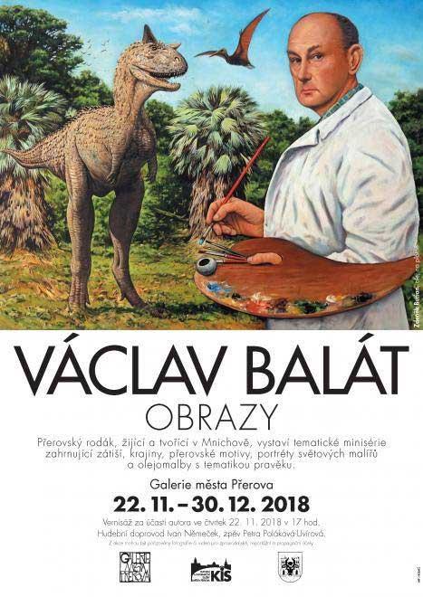 Václav Balát obrazy