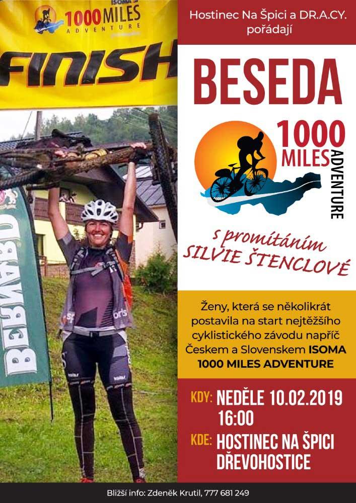 1000 miles adventure