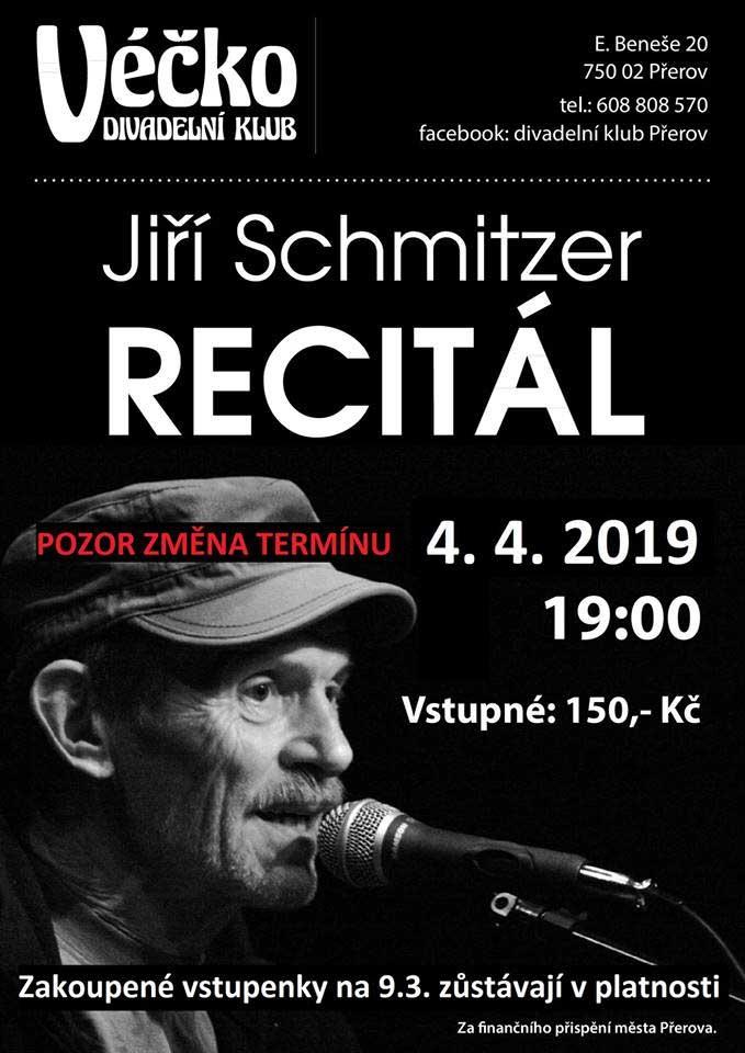 Recitál Jiřího Schmitzera