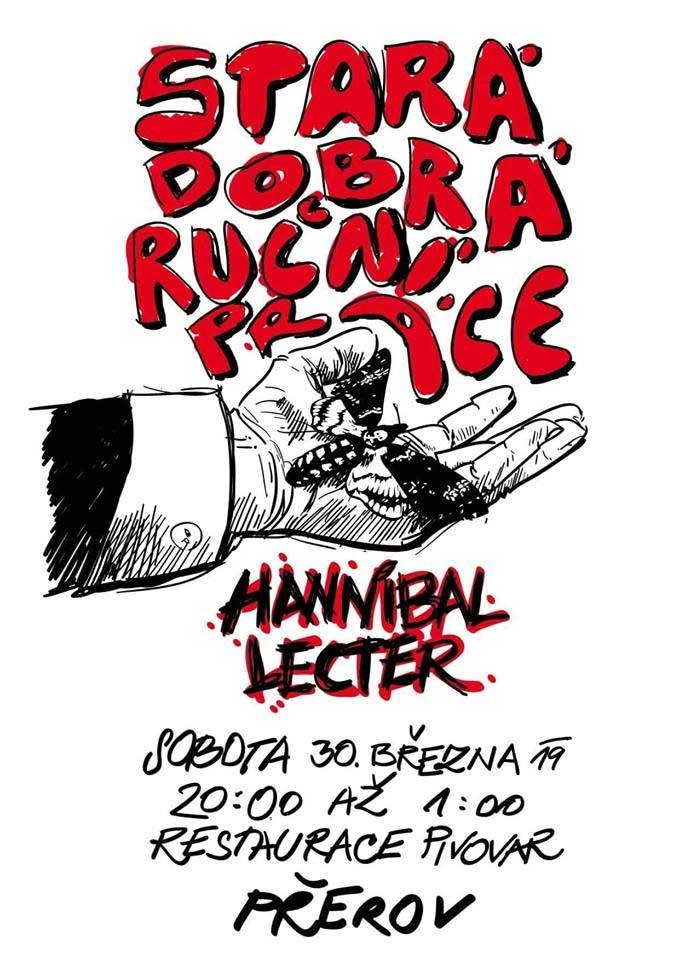 Stará dobrá ruční práce & Hannibal Lecter