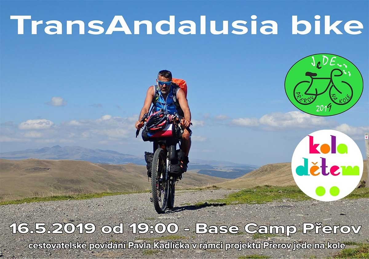 TransAndalusia bike
