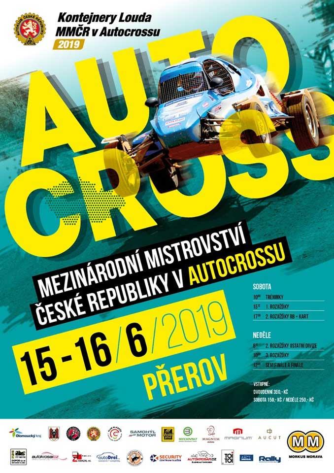 Mistrovství ČR v autocrossu