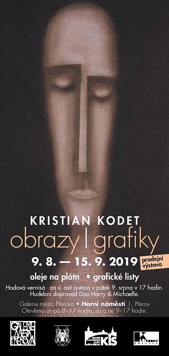 Kristian Kodet: Obrazy, grafiky