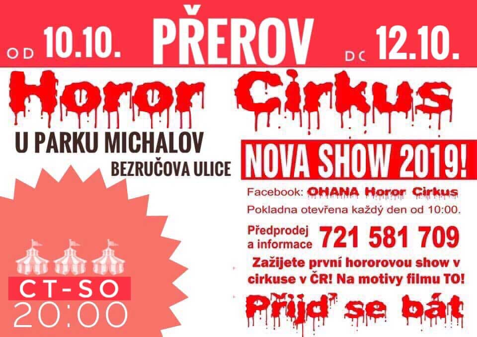 Horor cirkus