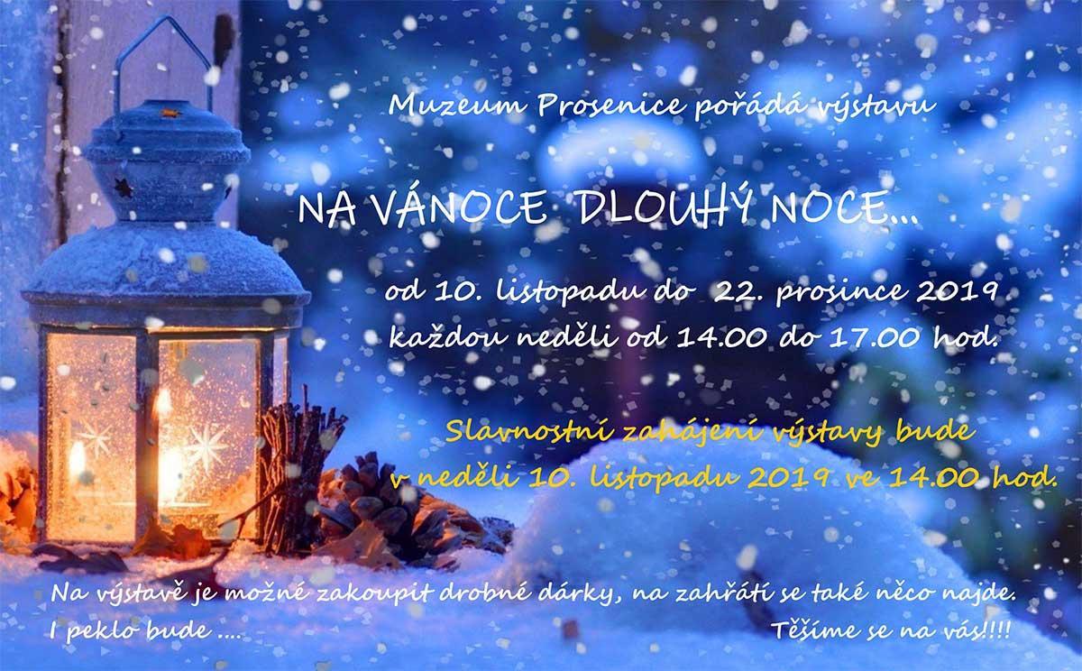 Na Vánoce dlouhý noce