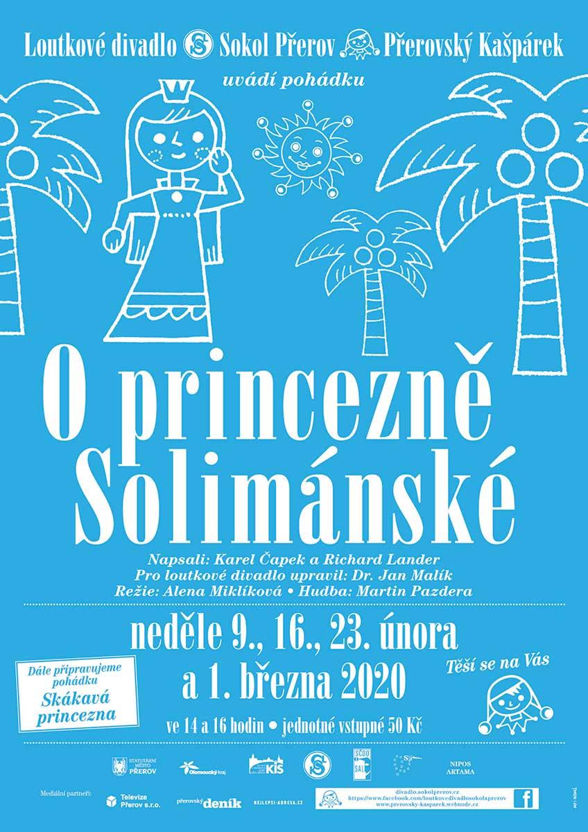 O princezně solimánské