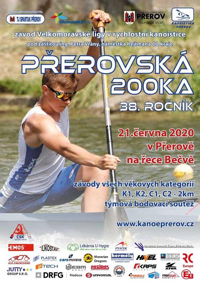 <strike>Přerovská 200</strike>