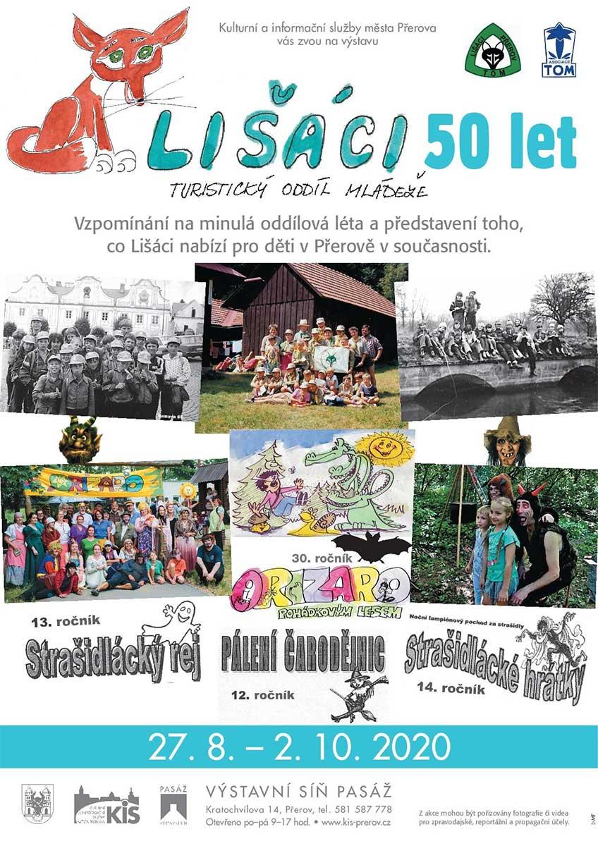 Lišáci 50 let