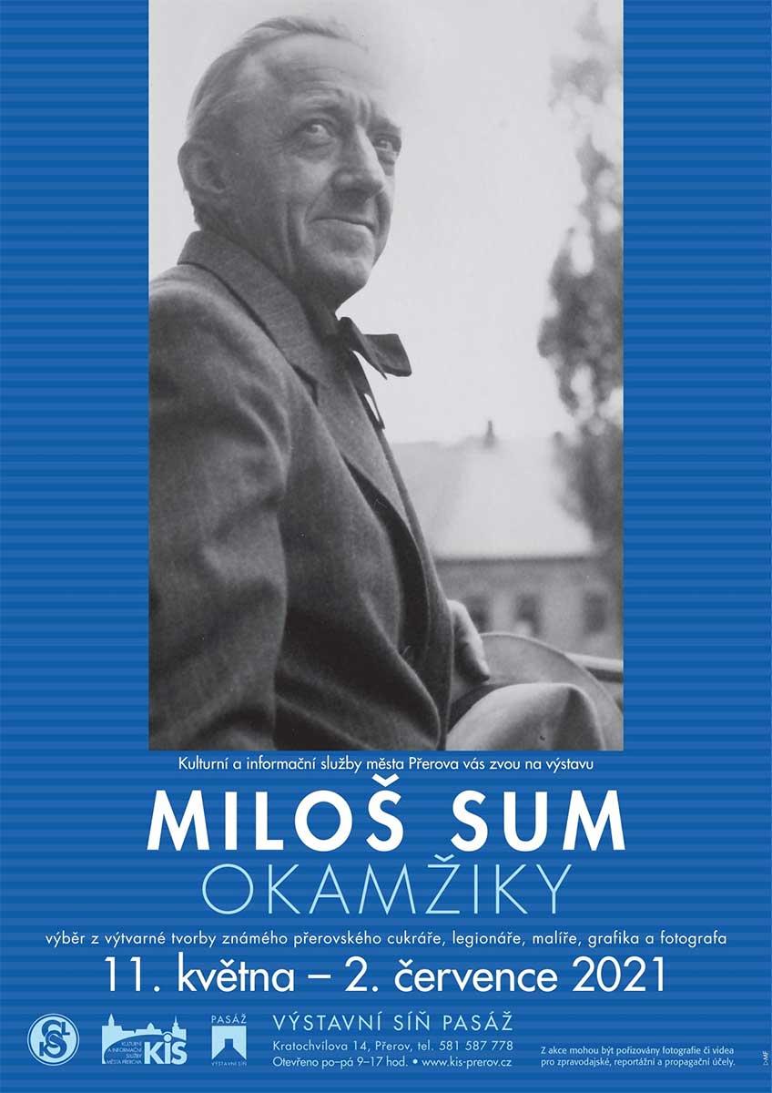 Miloš Sum – Okamžiky
