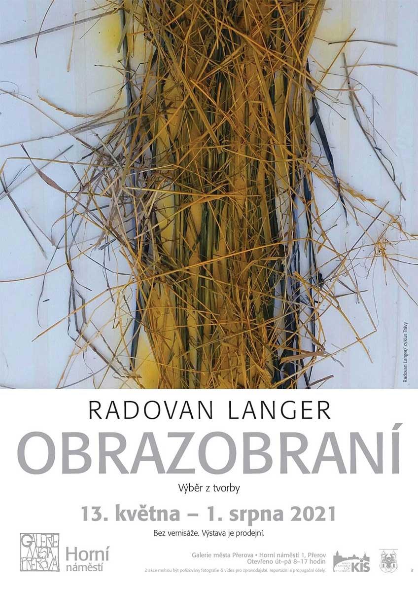 Radovan Langer - Obrazobraní