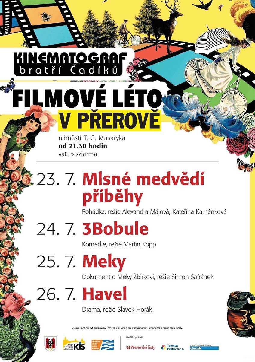 Filmové léto v Přerově