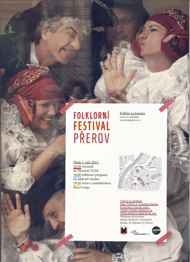 Folklorní festival Přerov