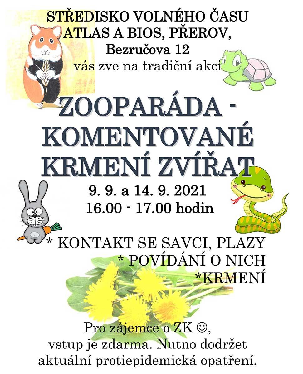 Zooparáda