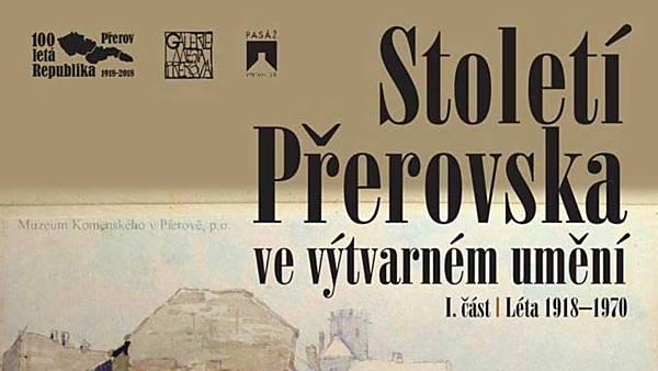 Století Přerovska ve výtvarném umění, léta 1918 - 1970