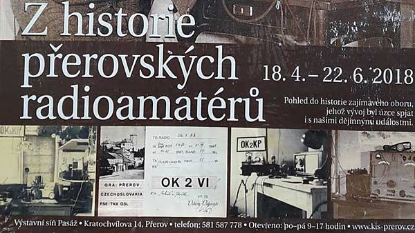 Z historie přerovských radioamatérů