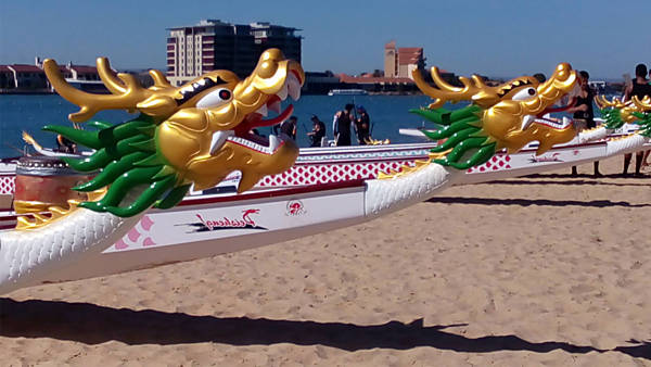 Přerovský festival dračích lodí 2018