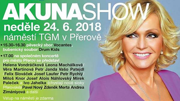 Akuna Show 2018