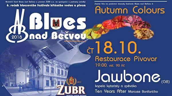 Festival Blues nad Bečvou 6 Autumn Colours