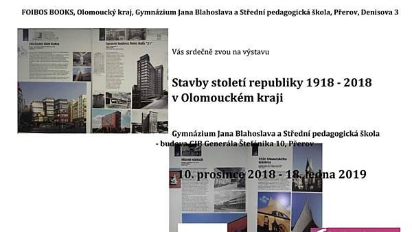 Stavby století republiky 1918–2018 v Olomouckém kraji