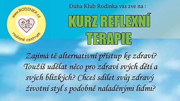 Kurz reflexní terapie