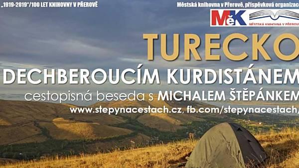 Turecko - dechberoucím Kurdistánem