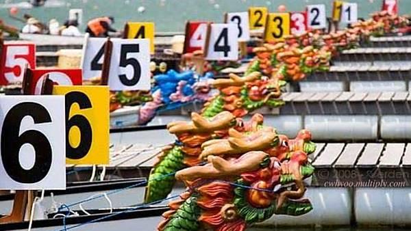 Přerovský festival dračích lodí 2019