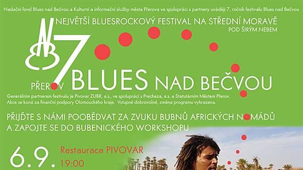 Festival Blues nad Bečvou