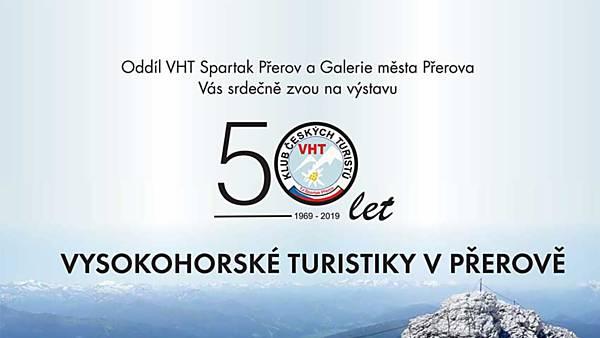 50 let vysokohorské turistiky v Přerově