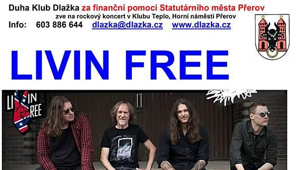 Livin Free Holeček