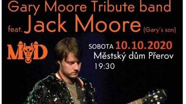 Gary Moore Tribute band feat Jack Moore, Gary's son