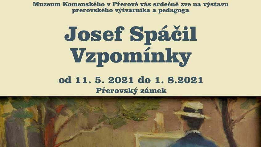 Josef Spáčil - Vzpomínky