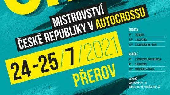 Mistrovství České republiky v autocrossu