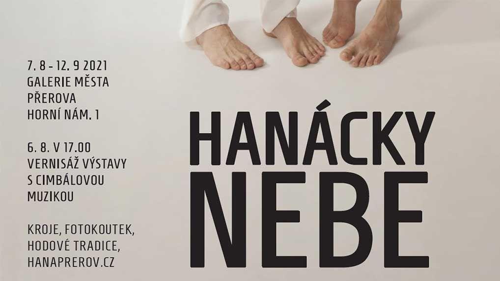 Vernisáž výstavy Hanácky nebe