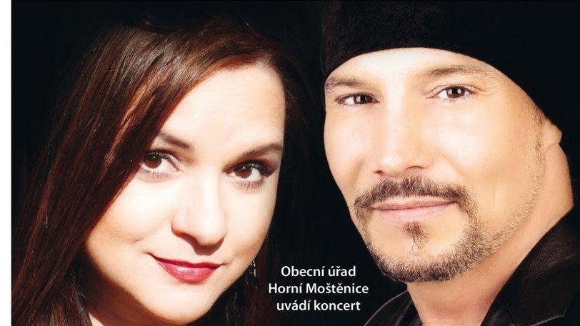 Koncert Magdy Malé a Bohuše Matuše