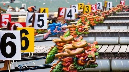 Přerovský festival dračích lodí
