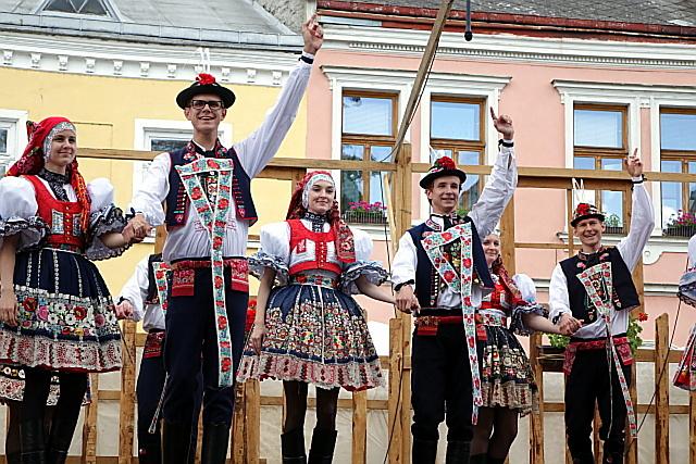Soutěží i festival V zámku a podzámčí