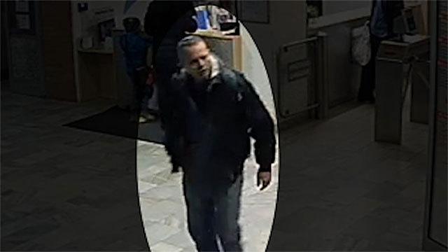 Policie hledá tohoto muže