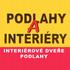 PODLAHY A INTERIÉRY